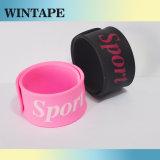 Cool Color Custom Slap Bracelets Bulk Under Your Design