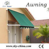 Waterproof Fixed Folding Awning for Awning Window (B5100)