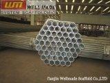BS1139 En39 Construction Scaffolding Pipe Steel Scaffold Tube
