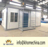 Long Life Span Prefab Container House