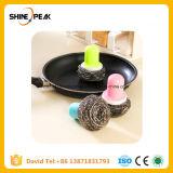 Creative Kitchen Wash Dishes Help Automatic Hydraulic Wash Pot Brush