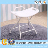 Hotel Furniture Home Furniture Plastic White Folding Outdoor Chair