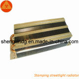 Stamping Streetlight Radiator/ Stamping Parts (SX001)