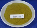 Iron EDTA Chelated Micronutrients Yellow Powder with 421.09 Molecular Weight