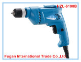 Power Tools Electric Hand Drill 10mm 680W (HZL-6100B)