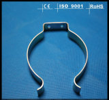 Perforated Customized Aluminum Hose Clamps