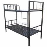 Heavy Duty Iron Black Metal Bunk Bed