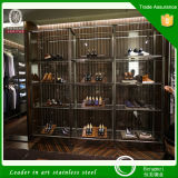 304 Color Coating Stainless Steel Showcase