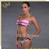 2017 latest Swimwear Micro Bikini Patterned Swimsuits