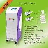 New Pink 2 Cool Vacuum Head 6 Liposuction Laser Pads Body Slimming Lipolysis Equipment Lipo Beauty Machine H-2004b