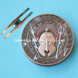 3D Antique Copper Yo-Yo with Laser Logo (Ele-C061)