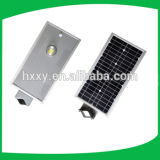 Super Birght Factory Durable 10W All in One Integrated Solar Street Light outdoor