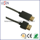 Ultra-Slim HDMI Cable, Am to Am Plug