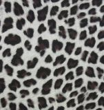 Leopard Print PU Leather for Shoes/Clothes