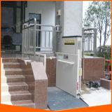 Home Elevator Vertical Wheelchair Lift Platform for Disabled