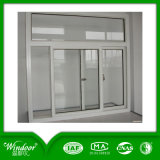 Sliding UPVC Window with Customerized Color
