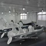 Liya 10 Passengers China Rib Hypalon Inflatable Boats for Sale