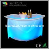 LED Plastic Bar Table Counter