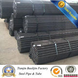 Q235 Welded Low Carbon Round Black Steel Pipe/Tube