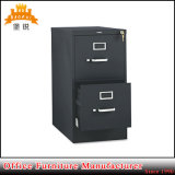 Anti-Tilt Metal Vertical Two Drawers File Cabinet