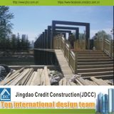 Light Low Cost Prefabricated Steel Structures