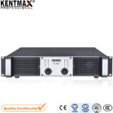 China Supplier 500W Amplifier with Tube Mje15024 for Club (KL-550)