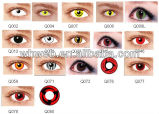 2014 Various New Design Cosplay Vampire Crazy Contact Lens/Various Designs Crazy Contact Lens