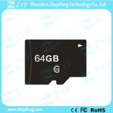 OEM Custom Logo 64GB Class 10 Micro SD Memory Card (ZYF6008)