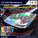 Chameleon Headlight Film Sticker Car Tail Light Vinyl Wrap Sticker Protection Film