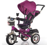 Baby Stroller, Baby Tricycle 4 in 1 Tricycle