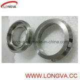 High Quality Ss 304, 316L Round Nut