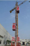 CE Certified Lifting Equipment Passenger Hoist with Load 2t and 4t