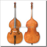Hand Carved Spruce Top Student Double Bass (GDB220-F)