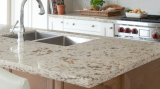 Solid Surface Artificial Marble Natural Stone Quartz Stone (GSQ006)