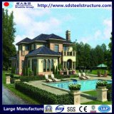 Prefabricated Light Steel Beautiful Villa Steel Products