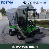 4 Wheel Fuel Engine Automatic Outdoor Sweeping Vehicle