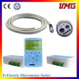 China Dental Equipment Dental Micromotor Handpiece with Light