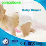Small Package Disposable Safety Baby Diaper with Leakguards