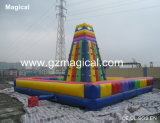 Outdoor Inflatable Sport Games Inflatable Rock Climbing Wall (MIC-402)