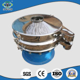 High Quality Rounding Dry Powder Vibrating Sieving Machine