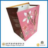 Colorful Flower ODM Paper Bag for Shopping (GJ-Bag056)