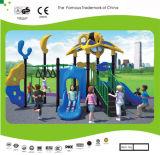 Kaiqi Monkey Bars and Slide Set for Children′s Playground (KQ30139B)