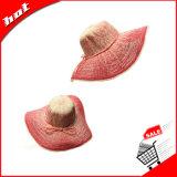 Woman Paper Hat Floppy Paper Hat Paper Hat Big Brim Hat