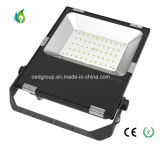 New Style Ce RoHS IP65 100W Outdoor Floodlight with 12500lm Philips SMT3030 Meanell Driver Elg-100W