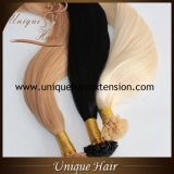 Factory Price Blonde Color Flat Tip Keratin Hair Extensions