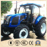 100HP Compact Agriculture Tractor with Farming Implements
