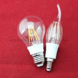 E27 E14 4W 2W LED Filament Lamp A60 A19 C37