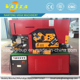Hydraulic Iron Worker for Angle Steel Cutting and Notching