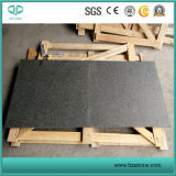 China G684 Granite/Fuding Pearl Black/Flamed Tiles/Black Granite/Polished/Honed/Antique/Sandblasted for Countertop/Slab/Tiles/Stair/Sink