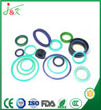 EPDM FKM Silicone Rubber O-Ring with Green Black